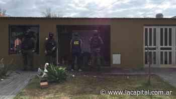 Cayó una banda que comercializaba cocaína en Las Rosas - La Capital (Rosario)