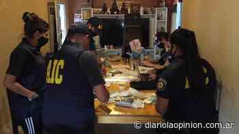 Desbaratan una banda narco en Las Rosas - Diario La Opinión de Rafaela