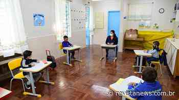 Em Passo Fundo escolas municipais iniciam retorno gradual das aulas - Revista News