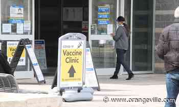 News Orangeville clinic ramps up vaccine distribution - Orangeville Banner