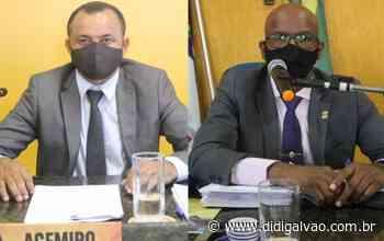 Presidente cancela Sessão Ordinária da Câmara Municipal de Santa Maria da Boa Vista por falta de energia - Blog do Didi Galvão