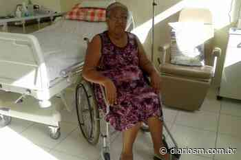 VÍDEO: manauara tratada em Santa Maria recebe doação de cadeira de rodas - Diário de Santa Maria
