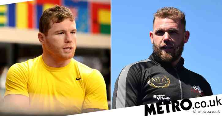 Billy Joe Saunders speaks out after no-show and confirms ring issue for Canelo Alvarez fight is sorted