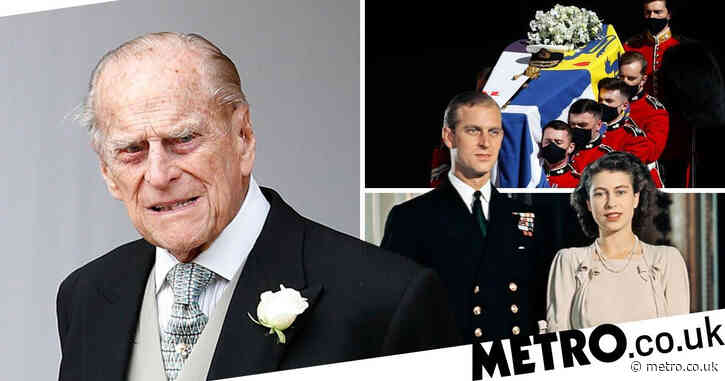 Official cause of Prince Philip's death revealed