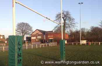 Lymm Rugby Club training times after Covid restrictions ease