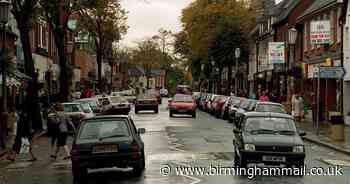 How Solihull looked in the 1980s - rare footage of town before Touchwood - Birmingham Live