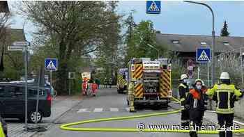Bad Aibling: Brandstiftung in leerem Klinikgebäude?