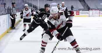 Arizona Coyotes start California road trip against Los Angeles Kings - Five for Howling