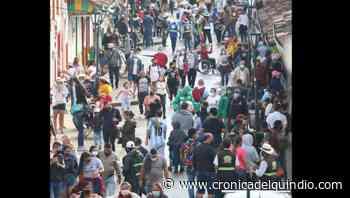 En el centro de Salento solo pueden estar 4.871 personas al mismo tiempo - La Cronica del Quindio