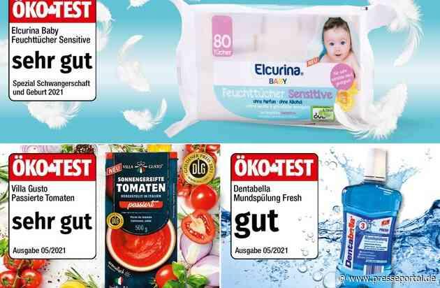 """NORMA-Babytücher, -Mundspülung und -Tomatensauce von ÖKO-TEST für hervorragende Qualität mit """"sehr gut"""" und """"gut"""" ausgezeichnet / Produkte des Discounters aus Nürnberg erneut für """"sehr gut"""" befunden"""