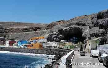 La carretera y todas las casas ya están abiertas en Santa Lucía, Güímar - Diario de Avisos