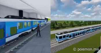 Proyecto del Tren que conectará CDMX y Santa Lucía va muy avanzado - Polemón