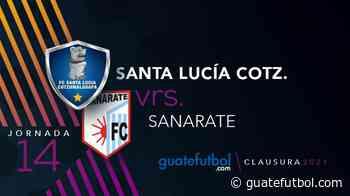 ¡Santa Lucía asciende al segundo lugar! – Guatefutbol.com - Guatefutbol.com
