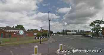 Elderly man and teenager taken to hospital after Hartlepool crash
