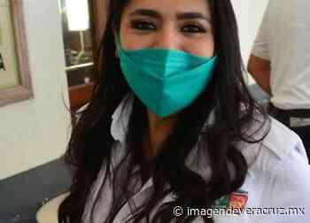 Guadalupe Tapia trabajará de la mano con la sociedad boqueña - Imagen de Veracruz