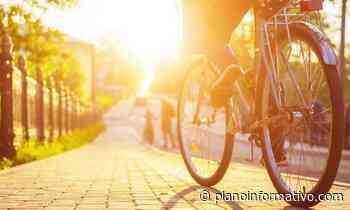 Se concreta proyecto de ciclovía en la Calzada de Guadalupe - Plano informativo