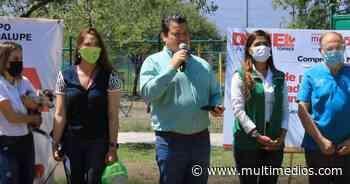 Daniel Torres promete centro de protección animal en Guadalupe - Multimedios