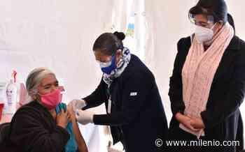 Guadalupe abre centros de registro de vacunación para adultos de entre 50 y 59 años - Milenio