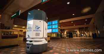 Coronavirus Today: Do the robot - Los Angeles Times
