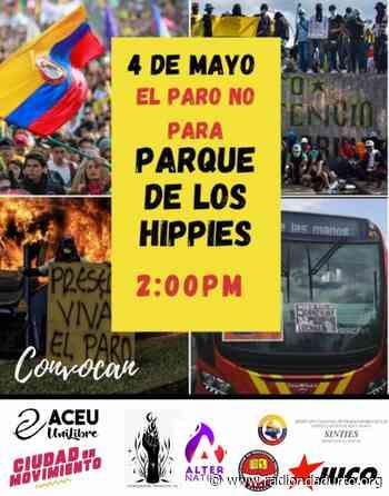 COLOMBIA: 27 MORTI DECINE DI FERITI CENTINAIA DI ARRESTI DOPO IL SESTO GIORNO DI SCIOPERO GENERALE - Radio Onda d'Urto