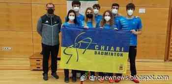 Badminton, soddisfazione del Gsa Chiari per la conquista del sesto posto - CinqueW News