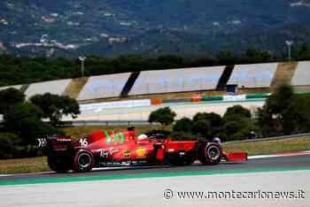 F1. Passo indietro della Ferrari a Portimao: Leclerc sesto, Sainz fuori dai punti. Vince Hamilton - MontecarloNews.it