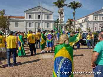 Em Itu, mais de 200 pessoas comparecem a ato pró-Bolsonaro - Jornal Periscópio