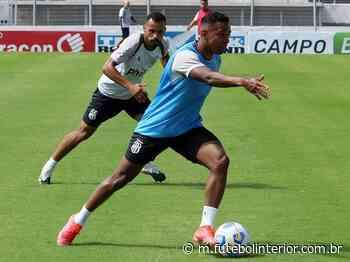 Niltinho, atacante da Ponte Preta, é internado após derrota em Itu - Futebol Interior - Futebolinterior