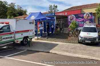 Identificados envolvidos em atentado na cidade de Saudades, nesta terça-feira - Jornal de Pomerode