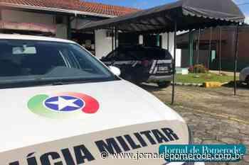 Homem ameaça companheira com uma faca, em Testo Central Alto - Jornal de Pomerode