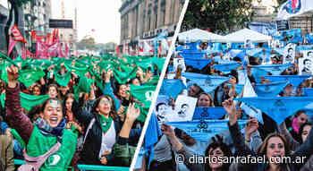 Controversia judicial: una mujer quiere abortar y el padre quiere que nazca - Diario San Rafael