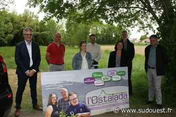 Béarn : L'Ostalada, à Lescar, un projet innovant de résidence inclusive et partagée - Sud Ouest