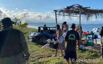 Arraial do Cabo intensifica fiscalização nas praias e lagoas - Jornal O Dia