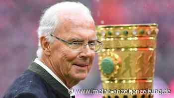 Nagelsmann? Jetzt schaltet sich Beckenbauer ein - Kaiser hat auch noch eine Abschieds-Botschaft für Flick