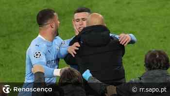 """Guardiola destaca caminhada até à final. """"Só empatamos no Porto"""" - Renascença"""