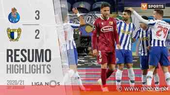 O resumo do FC Porto-Famalicão: golos, casos e outros lances - Record