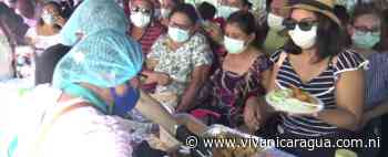 Familias degustan más de 50 platillos a base de mariscos en Corinto - VIva Nicaragua Canal 13