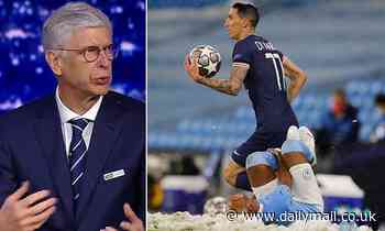 Wenger says Fernandinho should have been sent off with Di Maria for 'provocative behaviour'