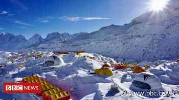 Covid cases at Everest base camp raise fears of serious outbreak