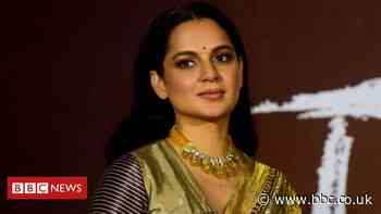 Kangana Ranaut: Twitter suspends Bollywood actress account