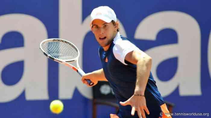 ThrowbackTimes Barcelona: Dominic Thiem beats Murray and sets Rafael Nadal clash