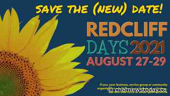 Redcliff Days planned for the end of August - CHAT News Today