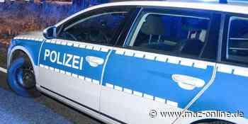 Mehrere Bushaltestellen in Beelitz zerstört - Märkische Allgemeine Zeitung