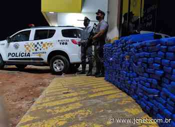 Polícia Rodoviária faz grande apreensão de maconha em Bauru - JCNET - Jornal da Cidade de Bauru