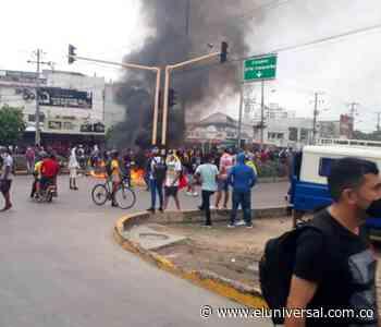 Vandalismo en la bomba del Amparo | EL UNIVERSAL - Cartagena - El Universal - Colombia