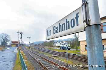 Immelborn: Am Bahnhof wird zu Am alten Sägewerk - inSüdthüringen - inSüdthüringen.de