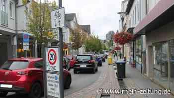 Konzept im Stadtrat vorgestellt: So sollen in Diez bessere Wege für Fahrradfahrer geschaffen werden - Rhein-Zeitung
