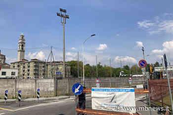 Villasanta oggi chiusa al traffico via de Amicis - MBnews