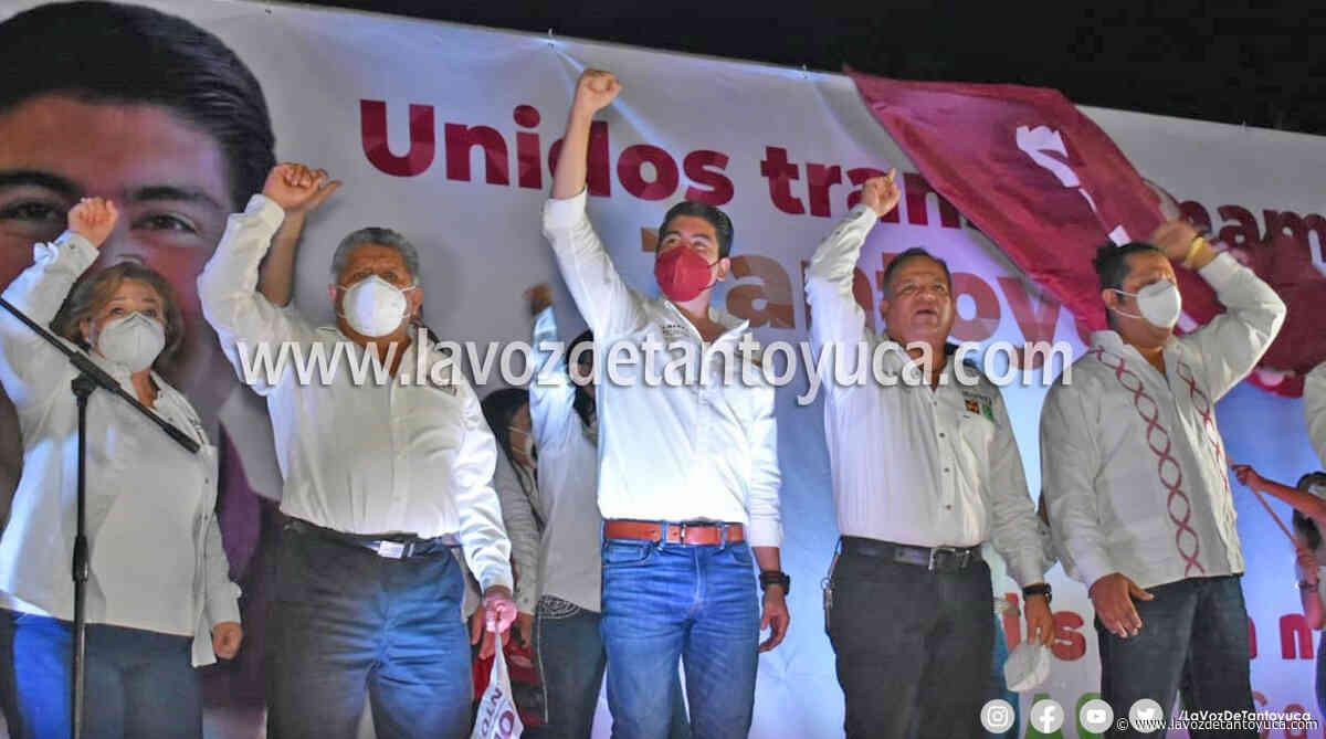 """Inicia campaña Luis Manuel """"Chago"""" Salazar en San Sebastián - La Voz De Tantoyuca"""