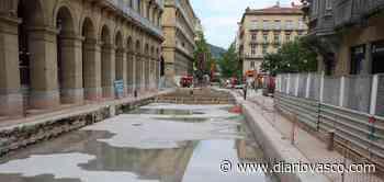 Movilidad habilitará este mes un bidegorri en San Martín entre Urbieta y paseo de los Fueros - Diario Vasco